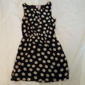 Navy Party Dress